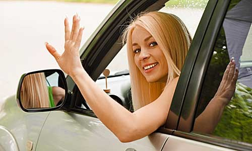 Частное обучение вождению